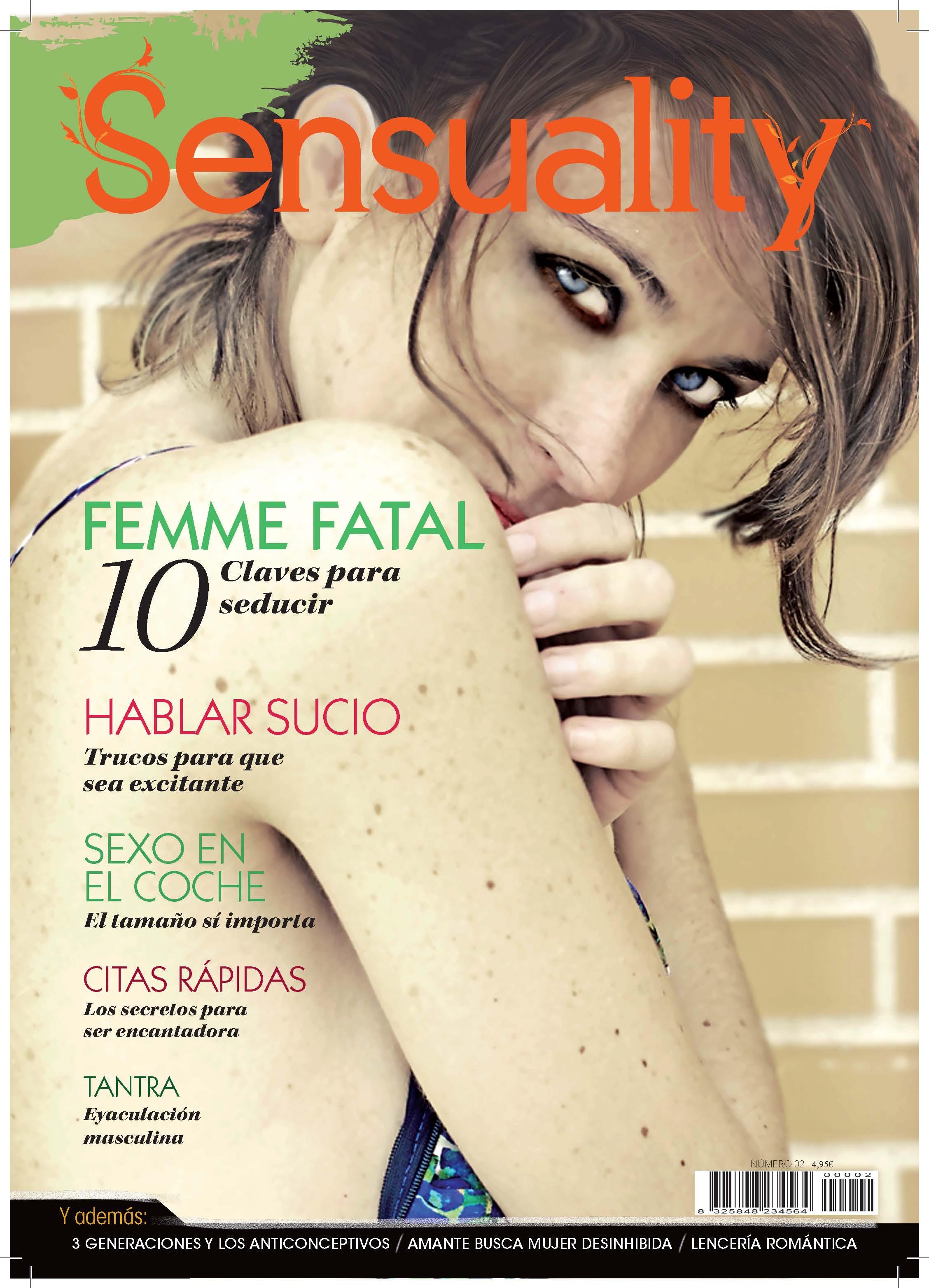 Sensuality Magazine